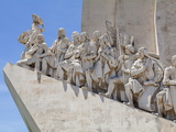 The Monument to the Discoveries  Lisbon  Portugal  Europe