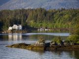 Sitka Sound  Sitka  Baranof Island  Southeast Alaska  United States of America  North America