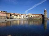Collioure  Cote Vermeille  Languedoc Roussillon  France  Europe