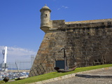 Castillo De San Anton and Archaeological Museum  La Coruna City  Galicia  Spain  Europe