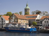 Skagenkaien  Stavanger  Rogaland  Norway  Scandinavia  Europe