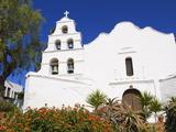 Mission Basilica San Diego De Alcala  San Diego  California