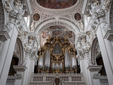 St Stephan's Cathedral  Passau  Bavaria  Germany  Europe