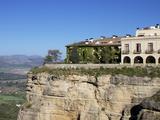 Parador  Ronda  Malaga Province  Andalucia  Spain  Europe