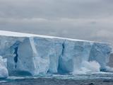 Tabular Iceberg  Southern Ocean  Antarctica  Polar Regions