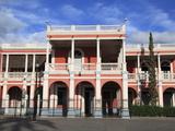 Palacio Episcopal (Bishop's Palace)  Parque Colon  Central Park  Granada  Nicaragua