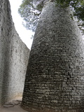 Great Zimbabwe  UNESCO World Heritage Site  Zimbabwe  Africa