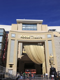 Preparations For Academy Awards  Kodak Theatre  Hollywood Boulevard  Los Angeles  California