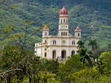 Basilica De Nuestra Senora Del Cobre  El Cobre  Cuba  West Indies  Caribbean  Central America