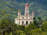 Basilica De Nuestra Senora Del Cobre  El Cobre  Cuba  West Indies  Caribbean  Central America