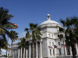 The Capitol Building  San Juan  Puerto Rico  West Indies  Caribbean  Central America