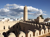 Ribat  Monastic Fortress Viewed From the Roof  Medina  Sousse  Tunisia  North Africa  Africa