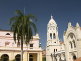Church and Convent of San Francisco De Asis  Plaza Bolivar  Cosco Viejo  Panama City  Panama