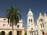 Church and Convent of San Francisco De Asis  Plaza Bolivar  Cosco Viejo  Panama City  Panama
