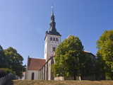 St Nicholas Church  Tallinn  Estonia  Baltic States  Europe