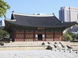 Deoksugung Palace (Palace of Virtuous Longevity)  Seoul  South Korea  Asia