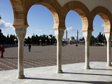 Mausoleum of Habib Bourguiba  Monastir  Tunisia  North Africa  Africa