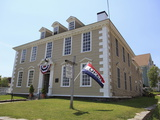 Wentworth-Gardner and Tobias Lear Houses Museum  Portsmouth  New Hampshire  New England  USA