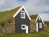 Od Traditional Farm  Skaftafell  Iceland  Polar Regions