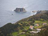 Ortiguera Area  a Coruna  Galicia  Spain  Europe