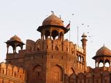 Red Fort  Delhi  India  Asia