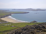 Ramsey Island  Whitesands Bay and St Davids Head From Carn Llidi  Pembrokeshire National Park