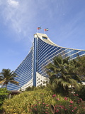 Jumeirah Beach Hotel  Jumeirah Beach  Dubai  United Arab Emirates  Middle East