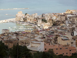 Castellammare Del Golfo  Sicily  Italy  Mediterranean  Europe
