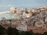 Castellammare Del Golfo  Sicily  Italy  Mediterranean  Europe