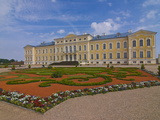 Rundale Palace  Latvia  Baltic States  Europe