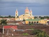 Cathedral De Granada  Granada  Nicaragua  Central America