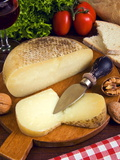 Pecorino  a Sheep Cheese  Italy  Europe