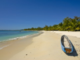 White Sand Beach at the Ile Aux Nates (Nosy Nata)  Near Ile Sainte Marie  Madagascar  Indian Ocean