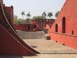 Jantar Mantar  Astronomical Observatory  Delhi  Uttar Pradesh  India  Asia