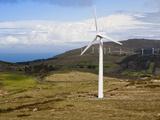 Wind Farm  Ortiguera Area  a Coruna  Galicia  Spain  Europe