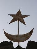 Muslim Symbols  Bamako  Mali  West Africa  Africa