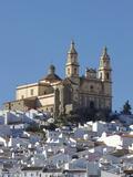 Olvera  Andalucia  Spain  Europe