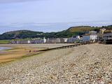 Llandudno Beach  Clwyd  North Wales  Wales  United Kingdom  Europe