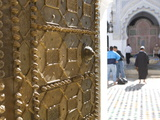 Attarine Mosque  Fez  UNESCO World Heritage Site  Morocco  North Africa  Africa