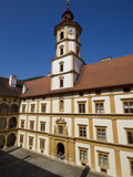 Eggenberg Castle  UNESCO World Heritage Site  Graz  Styria  Austria  Europe