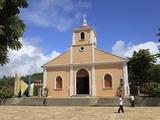 Iglesia San Juan Bautista  San Juan Del Sur  Nicaragua  Central America