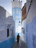 Medina  Chefchaouen  Morocco  North Africa  Africa