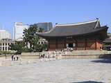 Deoksugung Palace (Palace of Virtuous Longevity)  Seoul  South Korea  Asia