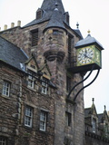 Canongate Tolbooth  Royal Mile  the Old Town  Edinburgh  Scotland  Uk