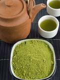 Japanese Matcha Tea  Japan  Asia