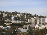 Hollywood Hills  Los Angeles  California  United States of America  North America