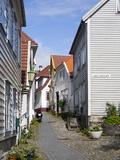 Strandsiden District  Bergen  Hordaland  Norway  Scandinavia  Europe
