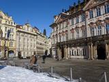 Old Town Square  Prague  Bohemia  Czech Republic  Europe