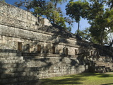 Temple 11  West Court  Copan Archaeological Park  Copan  UNESCO World Heritage Site  Honduras