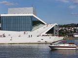 Oslo Opera House  Architect Snohetta  Oslo  Norway  Scandinavia  Europe